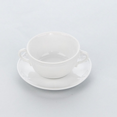 Bulionówka porcelanowa PRATO<br />model: 395053<br />producent: Karolina