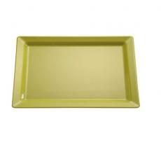 Taca PURE z melaminy zielona GN 1/1<br />model: 83561<br />producent: APS