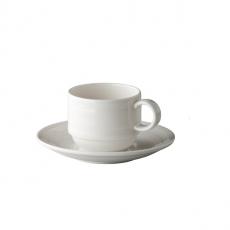 Filiżanka porcelanowa espresso CONCENTRIC<br />model: 200601023A<br />producent: St. James