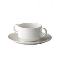 Bulionówka porcelanowa CONCENTRIC<br />model: 200601007A<br />producent: St. James