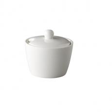 Cukiernica z pokrywką porcelanowa PRESIDENT<br />model: 200514020<br />producent: St. James