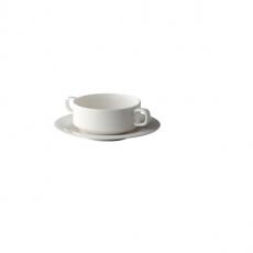 Spodek porcelanowy do bulionówki PRESIDENT<br />model: 200507009B<br />producent: St. James