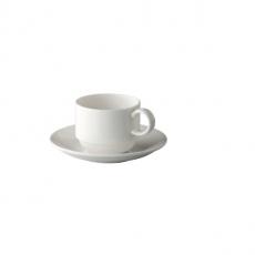 Spodek porcelanowy do filiżanki PRESIDENT<br />model: 200507032B<br />producent: St. James
