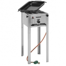 Grill gazowy Grill Master MINI GN 1/1<br />model: 154700<br />producent: Hendi