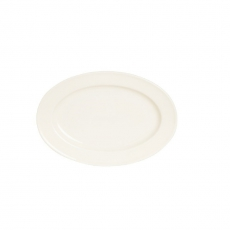 Półmisek owalny porcelanowy CREMA<br />model: 770641<br />producent: Fine Dine