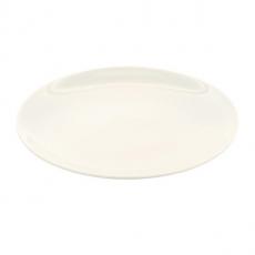 Talerz płytki porcelanowy bez rantu CREMA<br />model: 770344<br />producent: Fine Dine