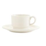 Filiżanka porcelanowa sztaplowana CREMA 770733