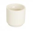 Kieliszek na jajko porcelanowy CREMA 770825