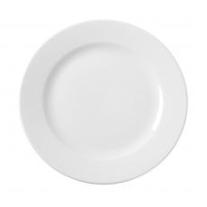 Talerz płytki porcelanowy BIANCO<br />model: 794050<br />producent: Fine Dine