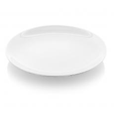 Talerz bez rantu porcelanowy BIANCO<br />model: 770139<br />producent: Fine Dine