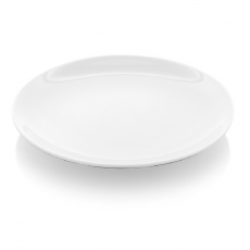 Talerz bez rantu porcelanowy BIANCO<br />model: 770122<br />producent: Fine Dine