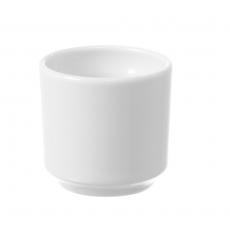 Kieliszek na jajko porcelanowy BIANCO<br />model: 799253<br />producent: Fine Dine