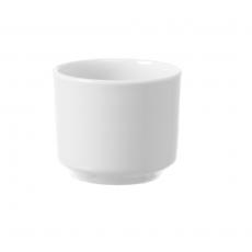Pojemnik na wykałaczki porcelanowy BIANCO<br />model: 799246<br />producent: Fine Dine