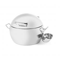 Podgrzewacz stołowy indukcyjny okrągły PREMIUM<br />model: 473085<br />producent: Fine Dine