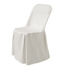 Pokrowiec na krzesło EXCELLENT biały<br />model: 517950<br />producent: Fine Dine