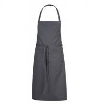 Fartuch kuchenny szary Loti<br />model: U-LO-G <br />producent: Robur