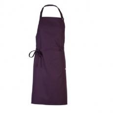 Fartuch kuchenny bordowy Loti<br />model: U-LO-P <br />producent: Robur