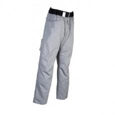 Spodnie kucharskie szare Arenal L<br />model: U-AR-G-L<br />producent: Robur