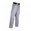 Spodnie kucharskie szare Arenal XXL  U-AR-G-XXL
