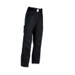 Spodnie kucharskie czarne Arenal S U-AR-B-S