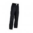 Spodnie kucharskie czarne Arenal XXXL  U-AR-B-XXXL