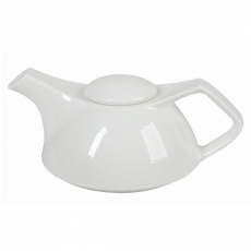 Dzbanek do herbaty porcelanowy DESIRE<br />model: 63382/W<br />producent: Ambition