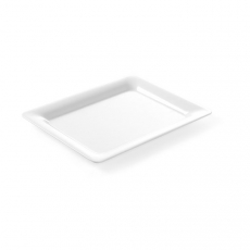 Taca GN 1/2 z melaminy biała<br />model: 566015<br />producent: Hendi