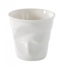Kubek porcelanowy biały FROISSES<br />model: 616096<br />producent: Revol