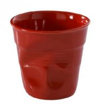 Kubek porcelanowy czerwone chili FROISSES<br />model: 619088<br />producent: Revol