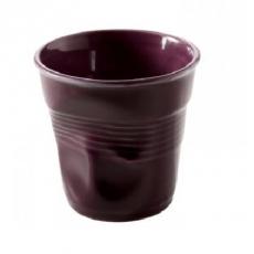 Kubek porcelanowy bakłażanowy FROISSES<br />model: 638116<br />producent: Revol