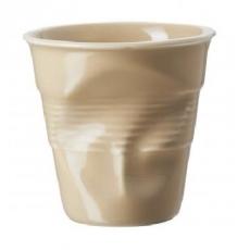 Kubek porcelanowy piaskowy FROISSES<br />model: 646190<br />producent: Revol