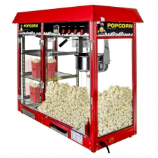 Maszyna do popcornu RCPC-16E<br />model: 10010532<br />producent: Royal Catering