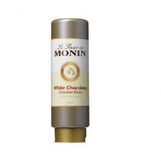 Sos barmański biała czekolada<br />model: 904004<br />producent: Monin