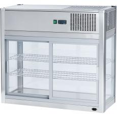 Witryna chłodnicza ekspozycyjna<br />model: 852111<br />producent: Stalgast