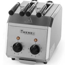 Toster opiekacz kanapkowy<br />model: 261163<br />producent: Hendi
