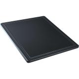Deska HACCP czarna GN 1/2 341327