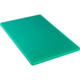 Deska z polipropylenu HACCP zielona 341632