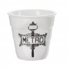 Kubek porcelanowy Metro FROISSES<br />model: 648561<br />producent: Revol