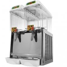 Dyspenser do napojów 2x12 l<br />model: 500040003<br />producent: Soda Pluss
