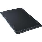 Deska z polipropylenu HACCP czarna 341637