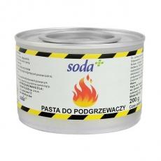 Pasta do podgrzewaczy 48 szt.<br />model: 430010001<br />producent: Soda Pluss