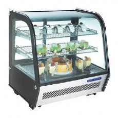 Witryna ekspozycyjna chłodnicza 120l<br />model: 230090002<br />producent: Soda Pluss