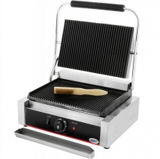 Grill kontaktowy panini<br />model: 110100002<br />producent: Soda Pluss