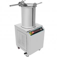 Nadziewarka do kiełbas hydrauliczna<br />model: 110080035<br />producent: Soda Pluss