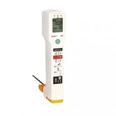 Termometr cyfrowy z sondą bezdotykowy Fluke Food Pro Plus<br />model: 271469<br />producent: Hendi