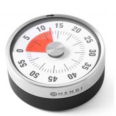 Timer kuchenny, minutnik<br />model: 582015<br />producent: Hendi