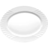 Półmisek owalny Opal Glass Ebro 388659