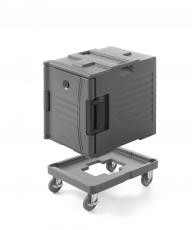 Termos na żywność AmerBox - 2xGN1/1 20 cm<br />model: 877814<br />producent: AmerBox