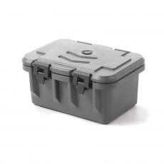 Termos na żywność z pokrywą AmerBox - GN1/1 20 cm<br />model: 877852<br />producent: AmerBox