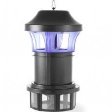 Lampa owadobójcza wodoodporna z wentylatorem<br />model: 270202<br />producent: Hendi